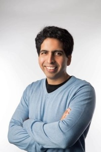 Picture of Salman Khan of the Khan Academy